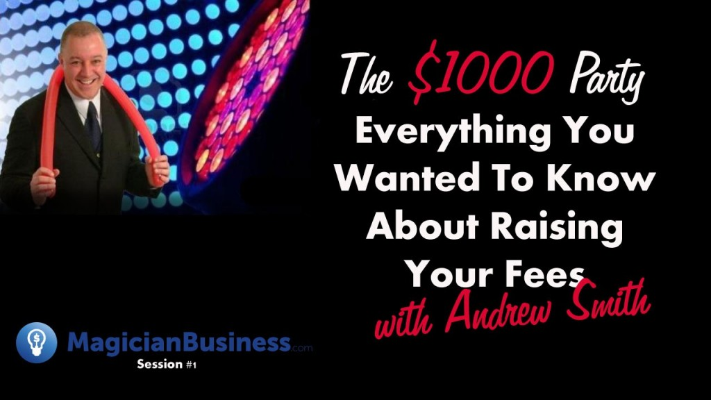 Ep 001Andrew Smith How much do you charge