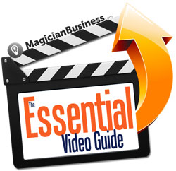 Esential Video Guide for Magicians and Entertainers