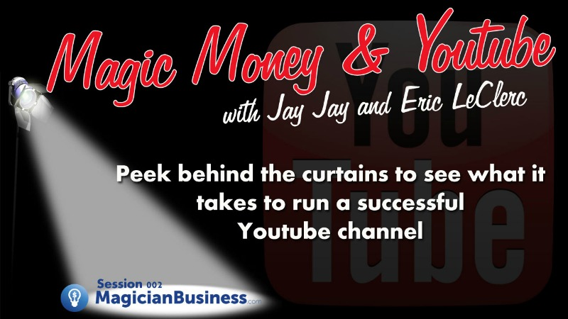 MB 02 Magic Money and Youtube